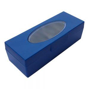 KTech USB Flash Drive Storage Case in Cobalt Blue