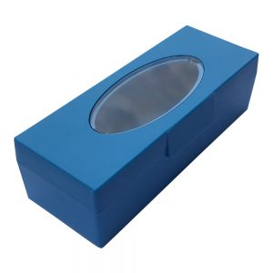 Light Blue KTech USB Flash Drive Storage Case